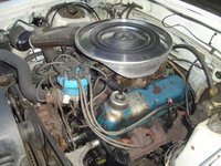 Picture of 1979 Ford Fairmont, engine