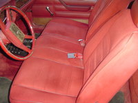 Picture of 1979 Ford Fairmont, interior