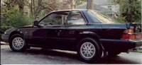 1986 Honda Prelude Overview