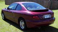 2005 Pontiac Sunfire Base, 2005 Pontiac Sunfire: Rear-Driver, exterior