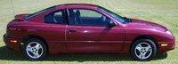 2005 Pontiac Sunfire Base, 2005 Pontiac Sunfire: Passanger, exterior