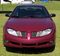 2005 Pontiac Sunfire Base, 2005 Pontiac Sunfire: Front, exterior