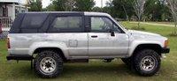 1987 Toyota 4Runner SR5: Top Up Passanger, exterior