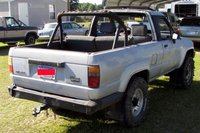 1987 Toyota 4Runner SR5: Top Down Rear-Passanger, exterior