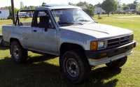 1987 Toyota 4Runner SR5: Top Down Front-Passanger, exterior, gallery_worthy