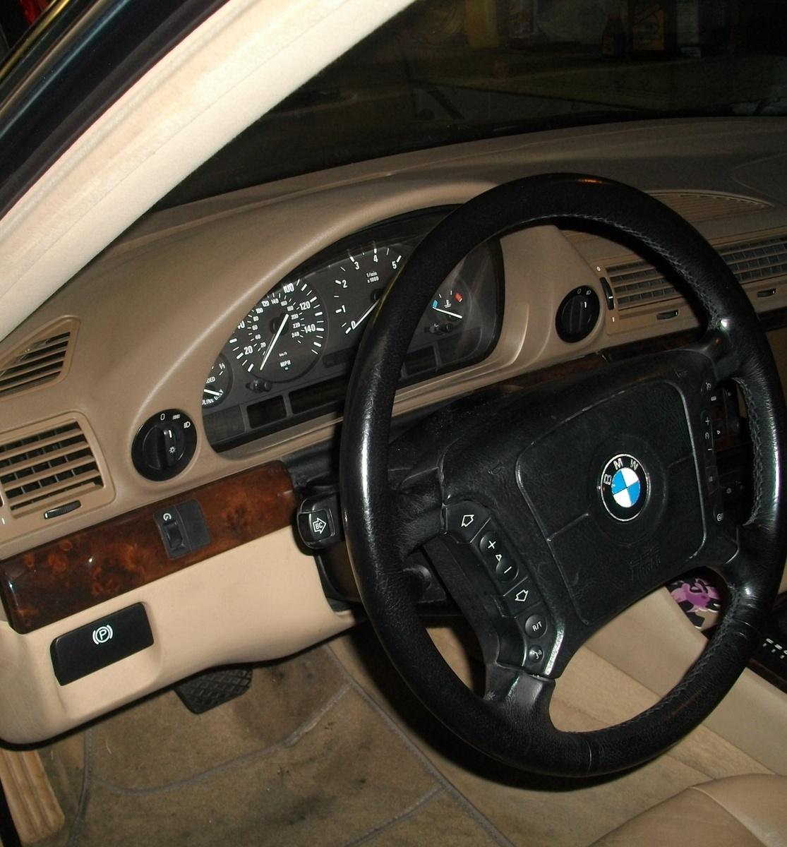 2000 BMW 7 Series - Pictures - CarGurus