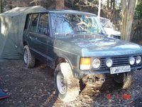 1986 Land Rover Range Rover Overview