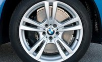 2011 BMW X5 M, Close-up front tire. , exterior, manufacturer