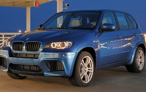 2011 BMW X5 M, Front quarter view. , exterior, manufacturer