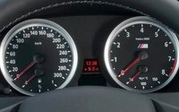 2011 BMW X5 M, Close-up of gages. , interior, manufacturer