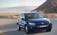 2012 Volkswagen Tiguan, Front quarter view. , exterior, manufacturer
