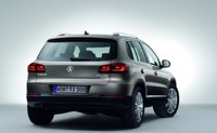 2012 Volkswagen Tiguan, Back quarter view. , exterior, manufacturer