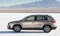 2012 Volkswagen Tiguan, Side View. , exterior, manufacturer, gallery_worthy