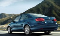 2012 Volkswagen Jetta, Back quarter view. , exterior, manufacturer