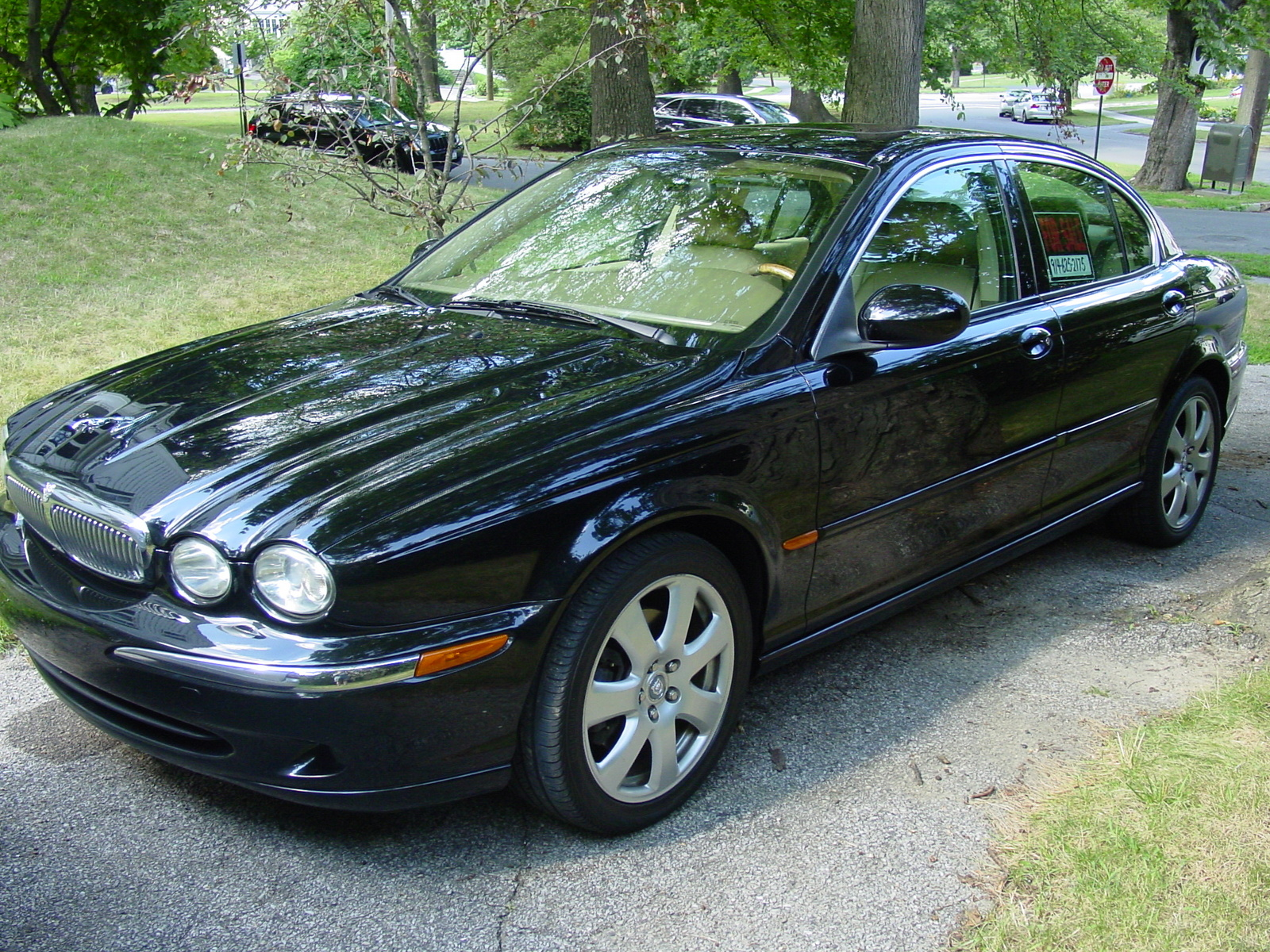 picture of 2004 jaguar x type 3 0 exterior. Black Bedroom Furniture Sets. Home Design Ideas