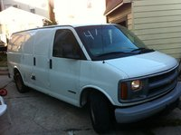 2001 Chevrolet Express Cargo Overview