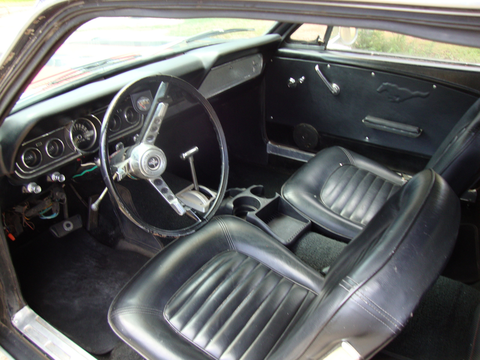 1966 Ford Mustang Interior Pictures Cargurus