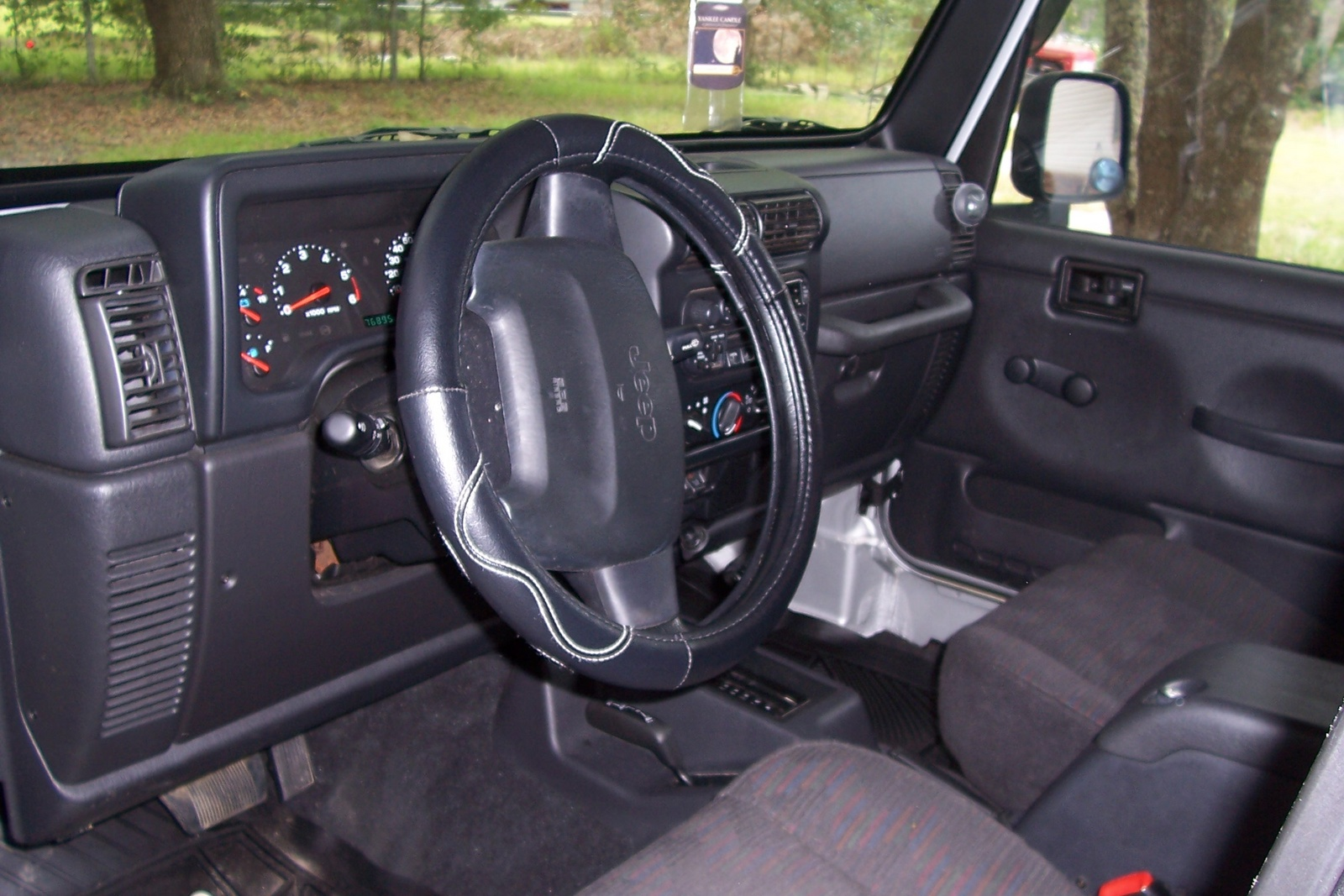 2003 Jeep Wrangler Interior Pictures Cargurus