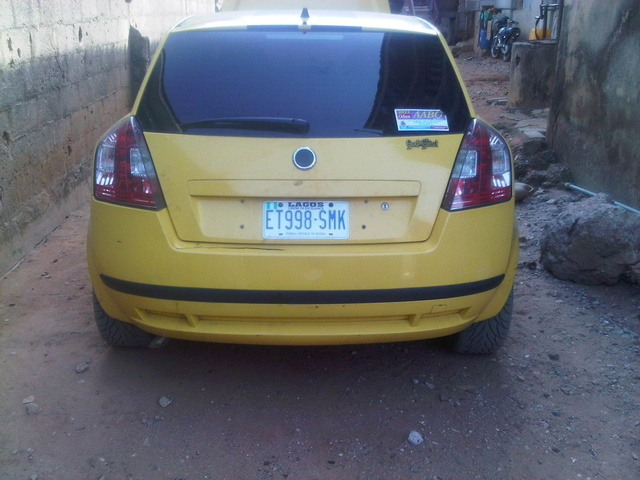 Picture of 2006 FIAT Stilo