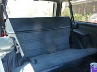 Picture of 1989 Chevrolet S-10 Blazer, interior