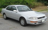 1993 Toyota Camry DX V6, Cool, Fuel Efficient, Rugged, Comfortable and Spacious., exterior