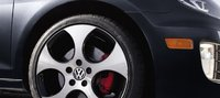 2012 Volkswagen GTI, Close-up to front tire. , exterior, manufacturer