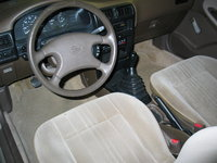 Picture of 1994 Nissan Sentra XE Coupe, interior