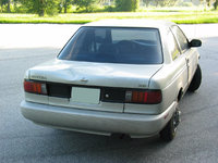 Picture of 1994 Nissan Sentra XE Coupe, exterior
