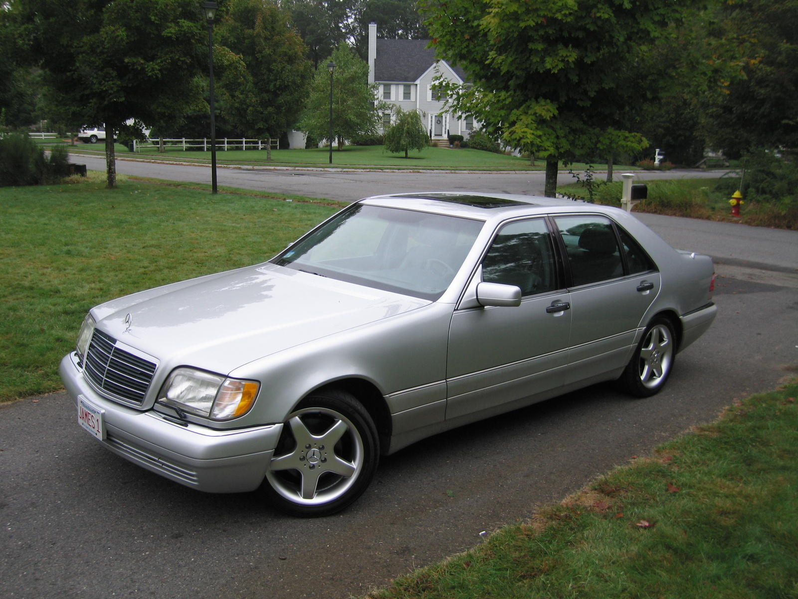 1999 mercedes benz s class exterior pictures cargurus for Mercedes benz s420