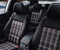 2012 Volkswagen GTI, Front Seat., interior, manufacturer