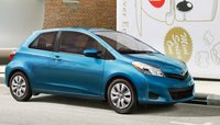 2012 Toyota Yaris Picture Gallery