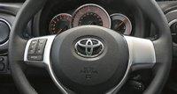 2012 Toyota Yaris, Close-up of steering wheel. , interior, manufacturer, gallery_worthy