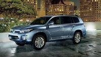 2012 Toyota Highlander, Front quarter view. , exterior, manufacturer, gallery_worthy