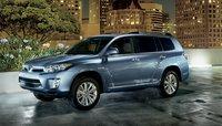 2012 Toyota Highlander, Front quarter view. , exterior, manufacturer
