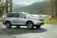2012 Toyota Highlander Overview