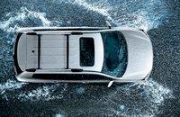 2012 Toyota Highlander, Aerial View. , exterior, manufacturer, gallery_worthy