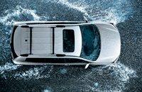 2012 Toyota Highlander, Aerial View. , exterior, manufacturer