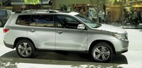 2012 Toyota Highlander, Side View., manufacturer, exterior