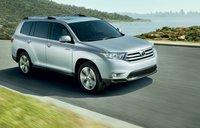 2012 Toyota Highlander, Front quarter view., exterior, manufacturer, gallery_worthy