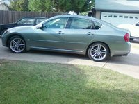 Picture of 2008 INFINITI M35, exterior, gallery_worthy