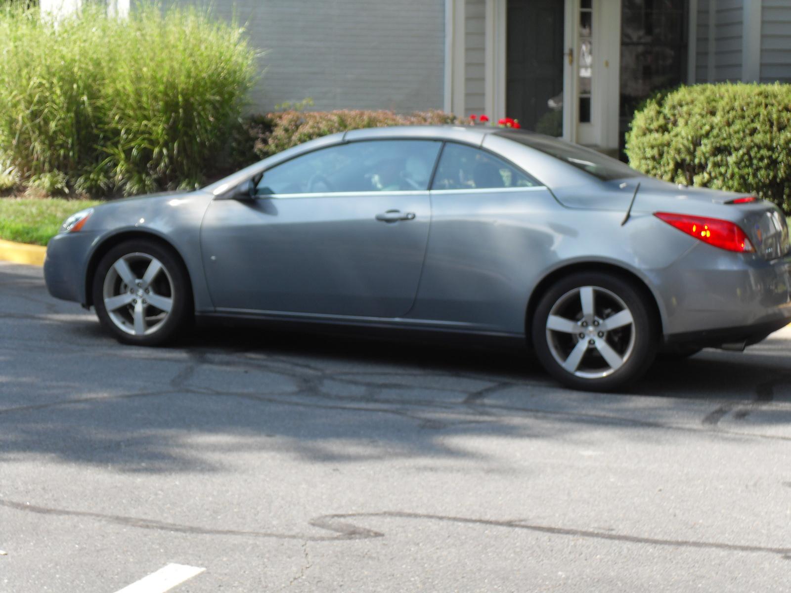 2007 Pontiac G6 - Exterior Pictures