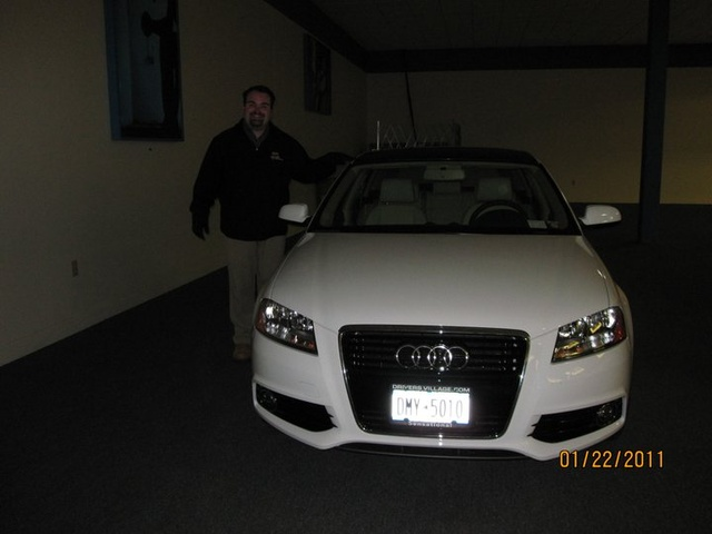 Picture of 2011 Audi A3 2.0T Premium Wagon FWD, exterior, gallery_worthy