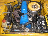 Picture of 1979 Ford Escort, engine, gallery_worthy