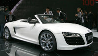 Picture of 2012 Audi R8 5.2 quattro Spyder AWD, exterior, gallery_worthy