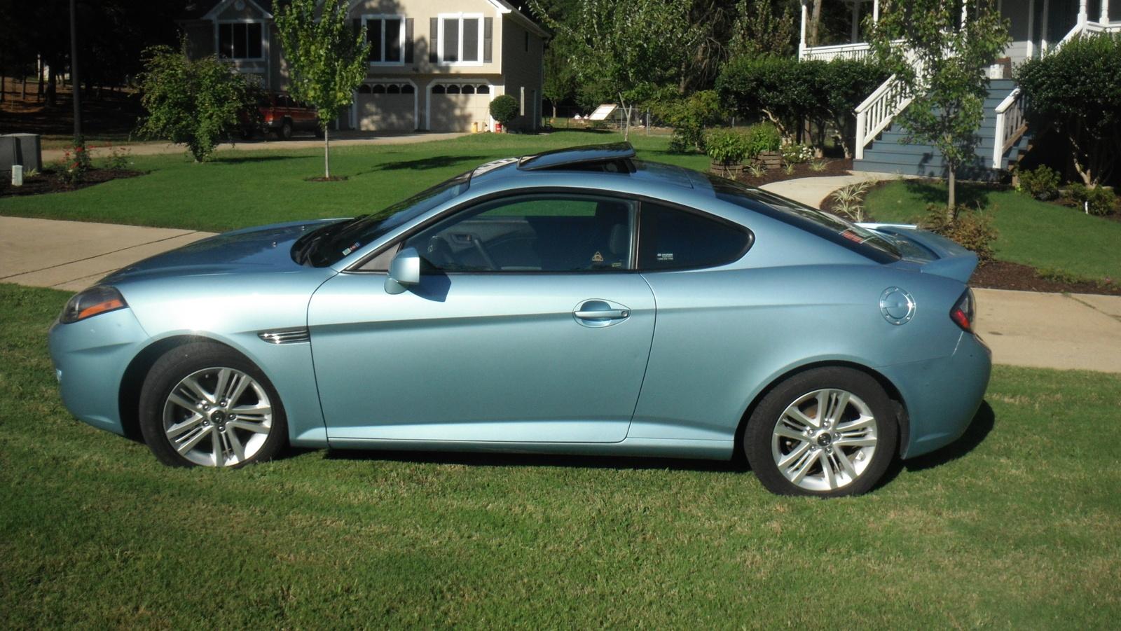 2007 Hyundai Tiburon Pictures Cargurus