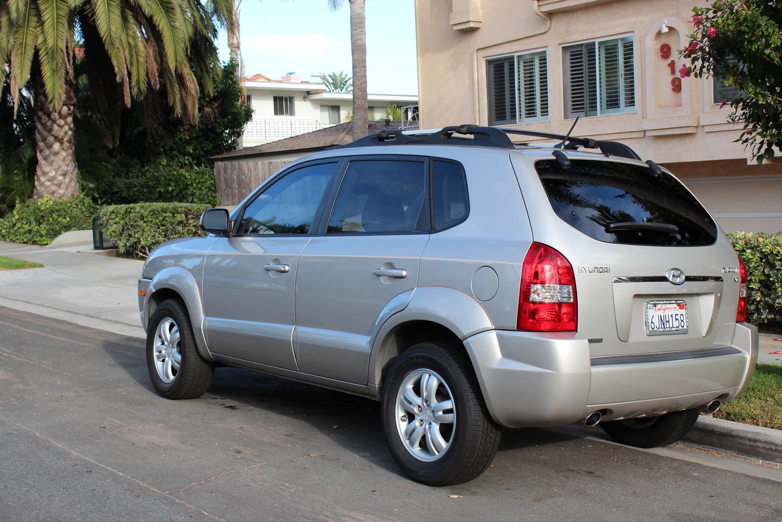 2006 Hyundai Tucson Exterior Pictures Cargurus
