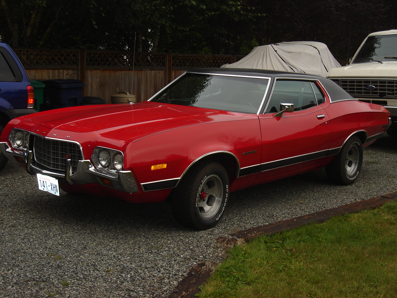 Ford Torino Questions - Looking for a 1972 Ford Gran Torino