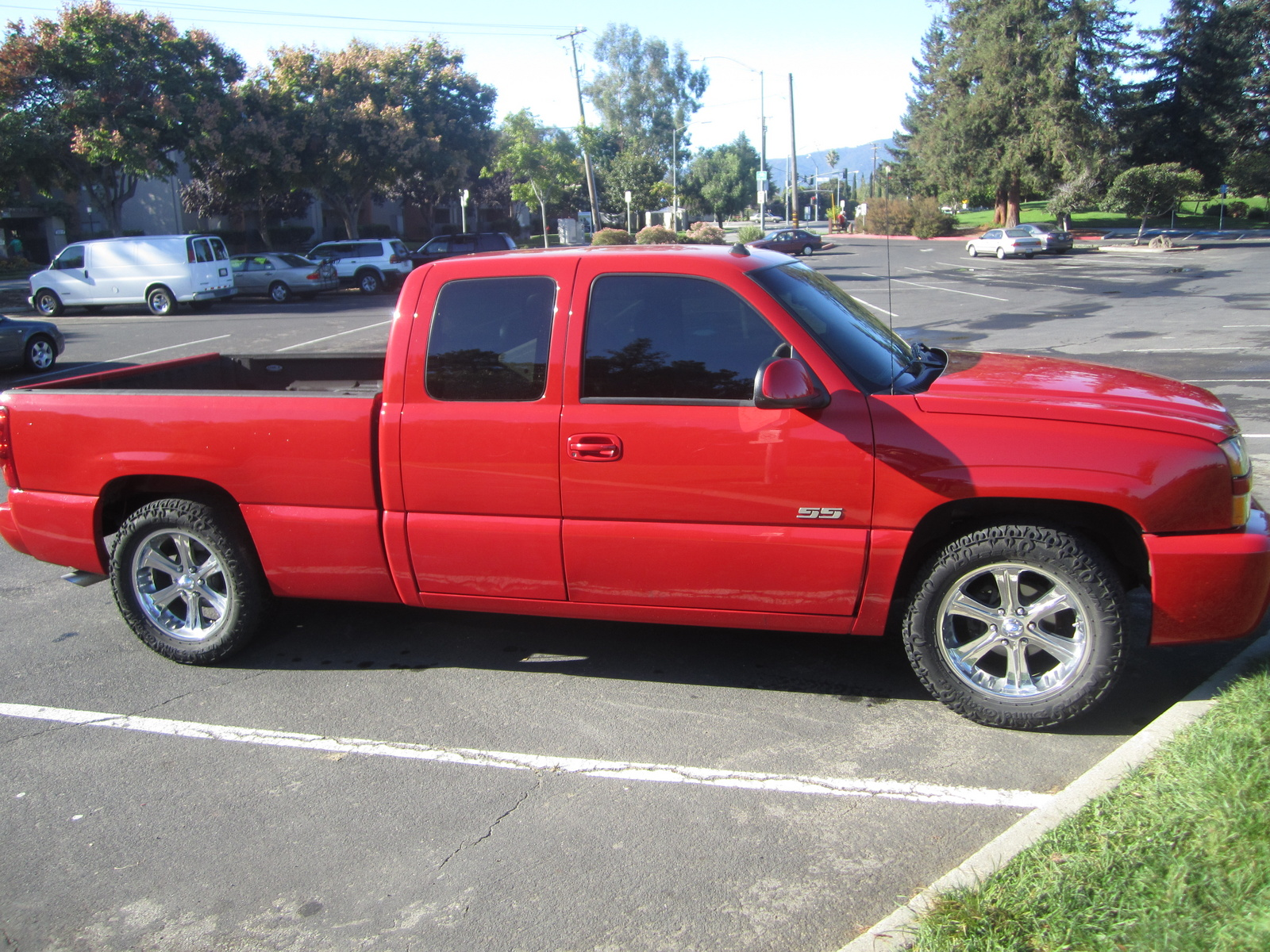 2003 chevrolet silverado 1500 ss overview cargurus. Black Bedroom Furniture Sets. Home Design Ideas
