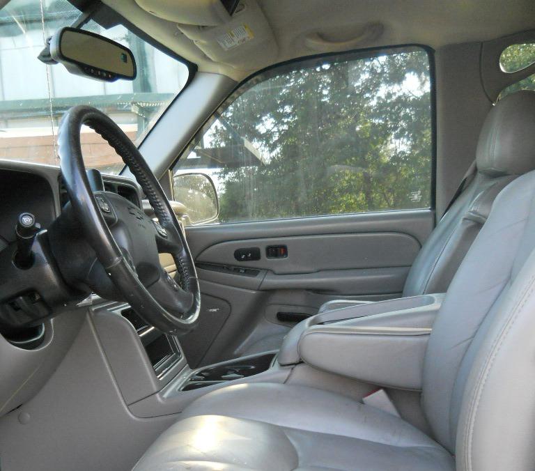 2001 Gmc Sierra 1500 Regular Cab Interior