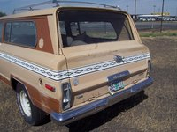 1976 Jeep Cherokee Picture Gallery